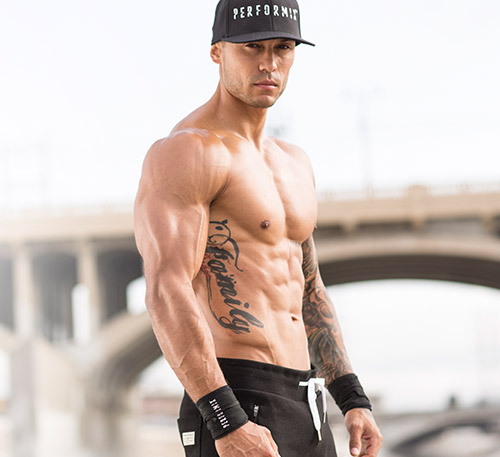how to build a ripped and lean body