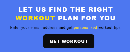 Custom workout plan to help you reach your goals