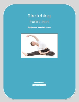 Flexibility exercises e-book.