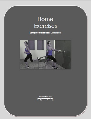 Home exercises e-book.