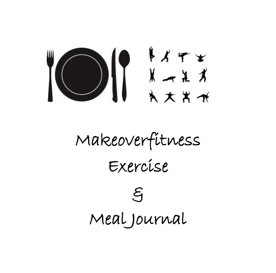 Printable fitness journal you can download and print.