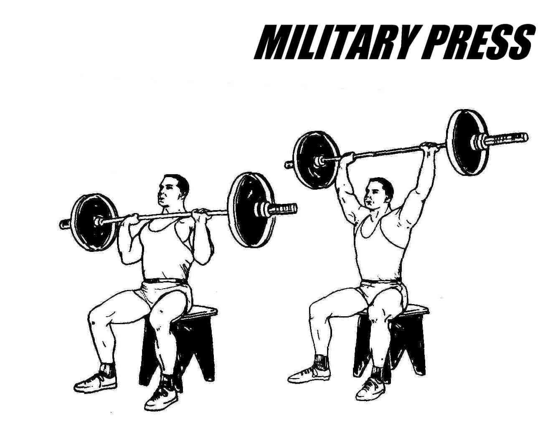 Shoulder Workouts For Men