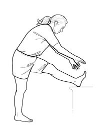 A list of great hamstring stretches you can perform at home or the gym.