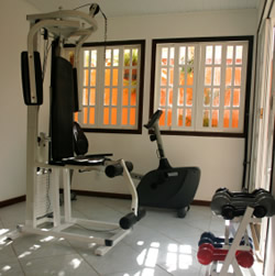 Beautiful Home Gym Design Small Space Gallery - Interior Design ...