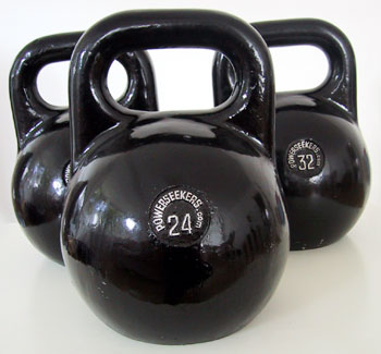 Great workout routines you can do using a kettlebell set.