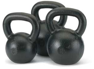 Learn how to exercise while using kettlebells